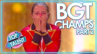 Britain's Got Talent: The Champions 2019 | PART 2 | Top Talent