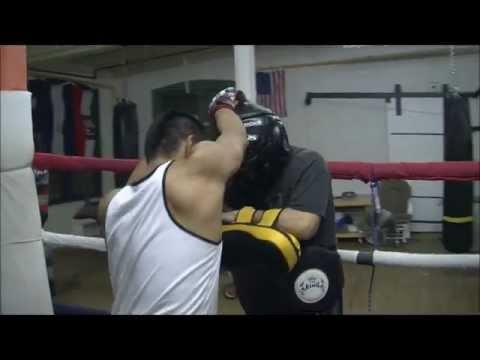 Hamilton Muay Thai MMA Promo 2012