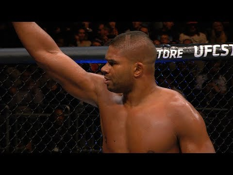 Fight Night Beijing: Alistair Overeem - Looking to Annihilate