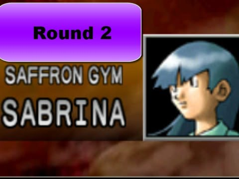 Pokemon Stadium Part 27 Gym Leader Castle Round 2 Vs Sabrina