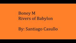 Boney m the river of babylon cancion subtitulada en ingles