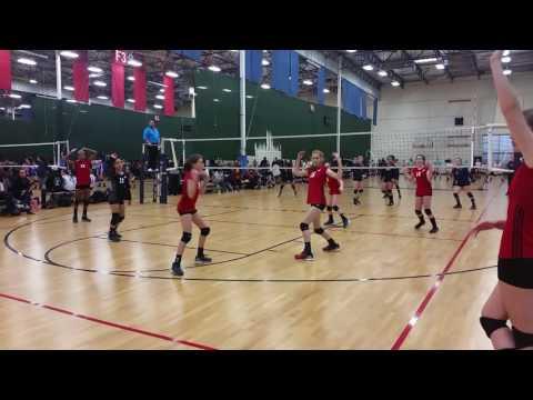 OFFSHORE 13U Girls - Game 2