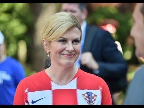 видео: Президент Хорватии осмотрела Сочи