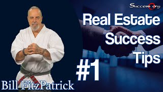 Real Estate Success Tip #1