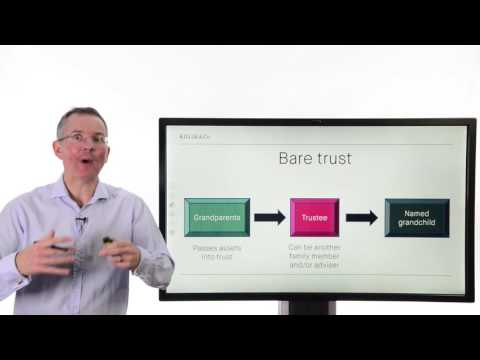 How trusts can