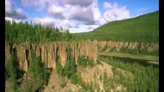 Река Подкаменная Тунгуска(Видео предоставлено информационно-развлекательным порталом о рыбалке и всем, что с ней связано megaribolov.ru...., 2013-02-13T14:44:30.000Z)
