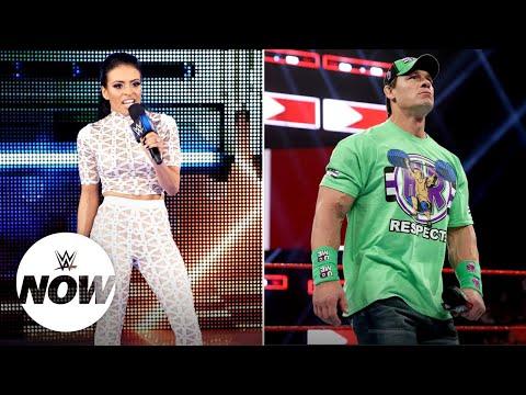 John Cena got burned by Zelina Vega's epic Twitter roast: WWE Now