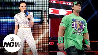 John Cena got burned by Zelina Vega's epic Twitter roast: WWE Now