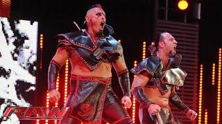 The Ascension vs. The Miz & Damien Mizdow: Raw, December 29, 2014