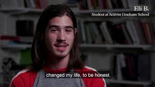 Activist Graduate School: Revolutionary Education for Critical Activists
