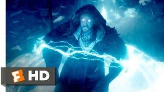 Warcraft - Lightning Barrier Battle Scene (4/10)   Movieclips