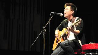 David Choi Live in Malaysia - That Girl (Live)