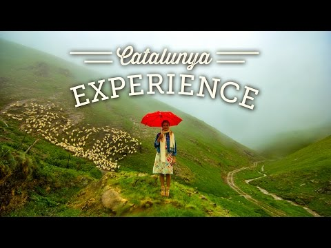 CATALUNYA EXPERIENCE program opening sequence