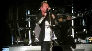 """Thousand Foot Krutch """"Be Somebody"""" Live @ Xtreme Winter 2012 (Pigeon Forge, TN)"""
