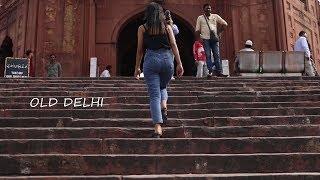 INDIAN STREET FOOD TOUR IN OLD DELHI | KHUSHI TIWARI |