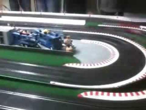 Circuit Slot 30 Mètres course 15 minutes