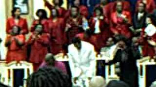 Bishop Harold I. Williams Birthday/Retirement Service! pt.3