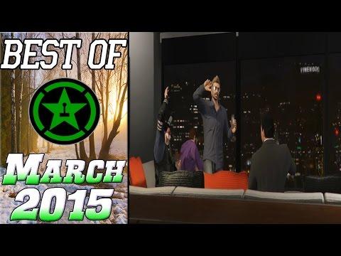 Best of... Achievement Hunter March 2015