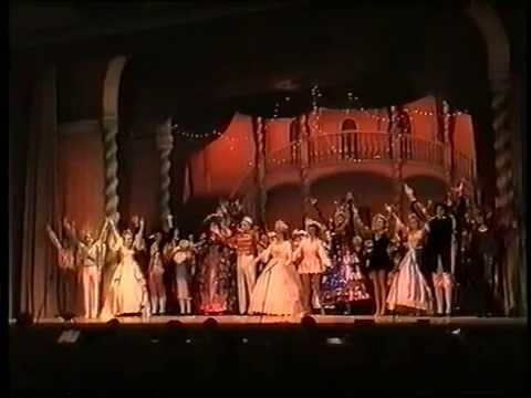 Kettering Youth Theatre Group - Cinderella 1996 Finale