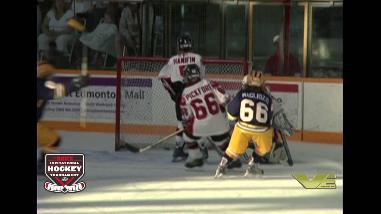 Mitchell Marner 2007 Brick Invitational Hockey Tournament Youtube