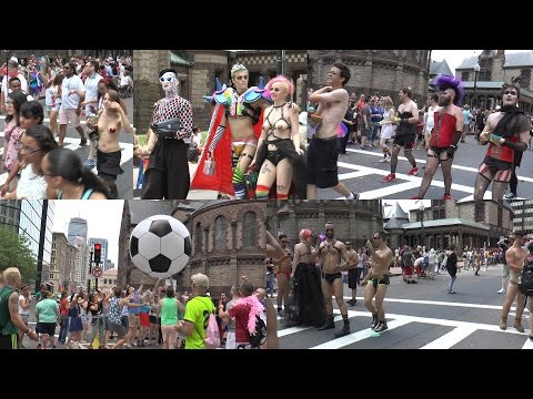 LGBT (Lesbian, gay, bisexual, and transgender) Pride Parade 2015