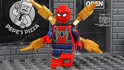 Lego Spiderman ATM Robbery