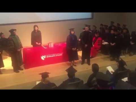 Swati Surkar PhD Graduation