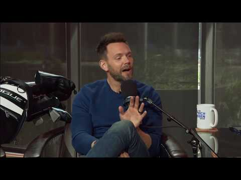 Joel McHale on ' Fascination with the NFL Combine  The Rich Eisen   31918