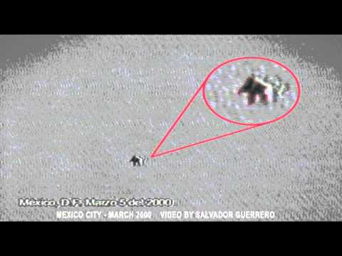 Albert Rosales-Humanoid Sighting Reports