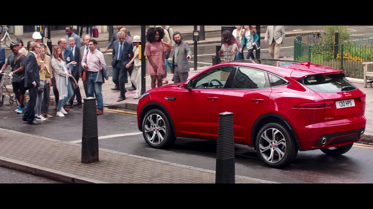 nuova jaguar e-pace - ferrari giorgio spa - youtube