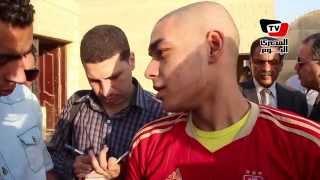 ٥ من الحاصلين على «العفو الرئاسي» يغادرون سجن طرة