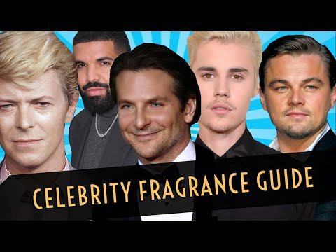 What Fragrance Do The Stars Wear | Celebrity Fragrance Guide