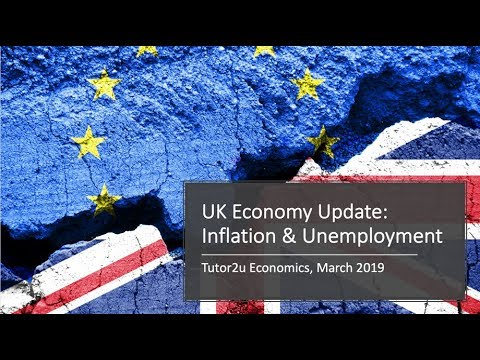 UK Economy Update 2019: Inflation and Unemployment