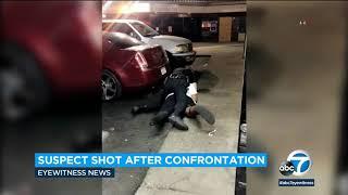 Allegedly armed man shot, killed by San Bernardino police   ABC7