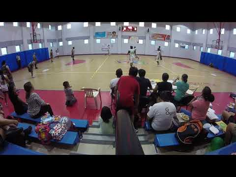TFABVI Basketball League Finals 2017