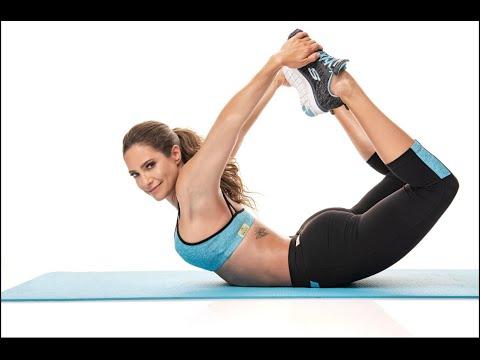 Jennifer Nicole Lee's Deep Detox Sexy Sculpt & Stretch Class Yoga Inspired Workout Oct 27 2019