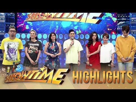 It's Showtime family expresses sympathy for the victims of the earthquake | It's Showtime