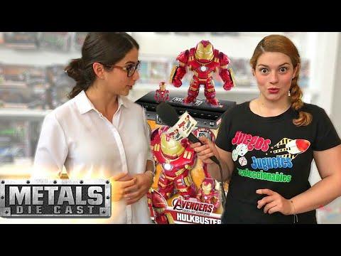 Metals Die Cast Jada -  Grupo Ruz ★ juegos juguetes y coleccionables ★