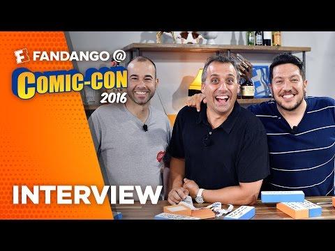 'Impractical Jokers' Cast Interview – COMIC CON 2016