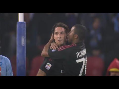 Napoli-Milan 1-2