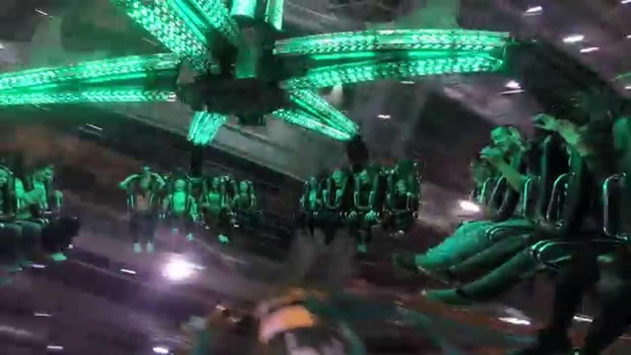 CoasterCrazy com Nickelodeon Universe - Shredder's Mutant