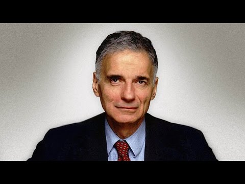 Ralph Nader on Trump's Speech to Congress