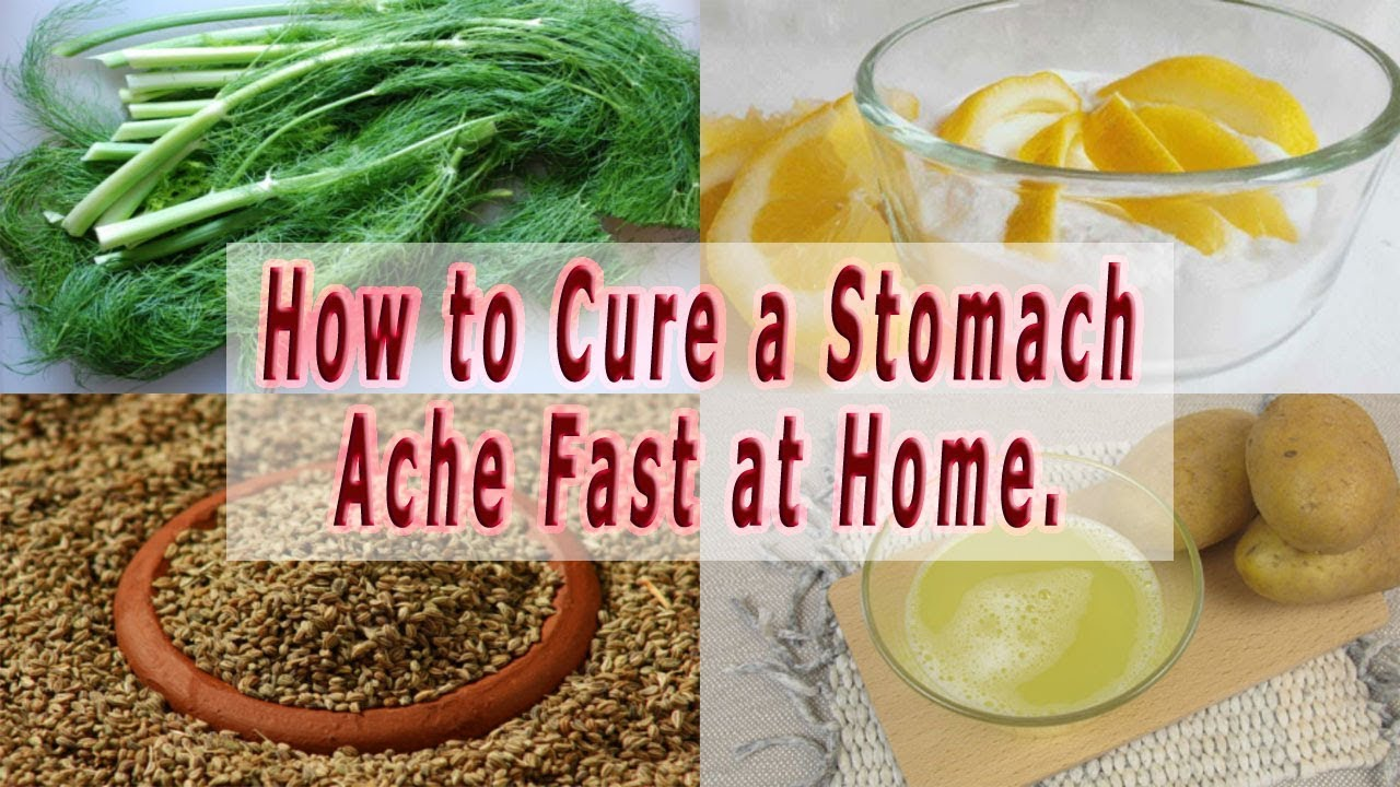 How To Cure A Stomach Ache  How To Cure A Stomach Ache -1475