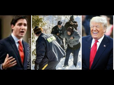 "TRUMP-HATING CANADIAN GOV ""RESCUED"" 3500 ILLEGALS FROM US, THERE'S JUST ONE HUGE PROBLEM!"