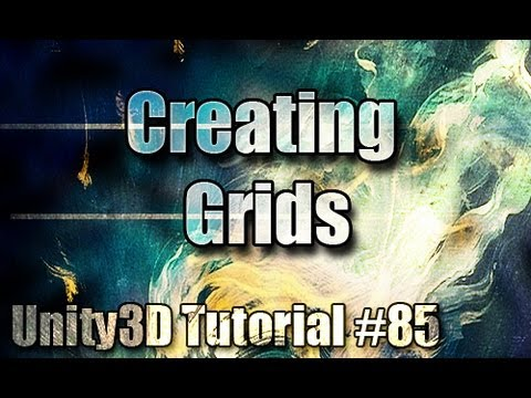 Unity3D Tutorial #85 [ Creating a Grid ][ Free Script Included ]