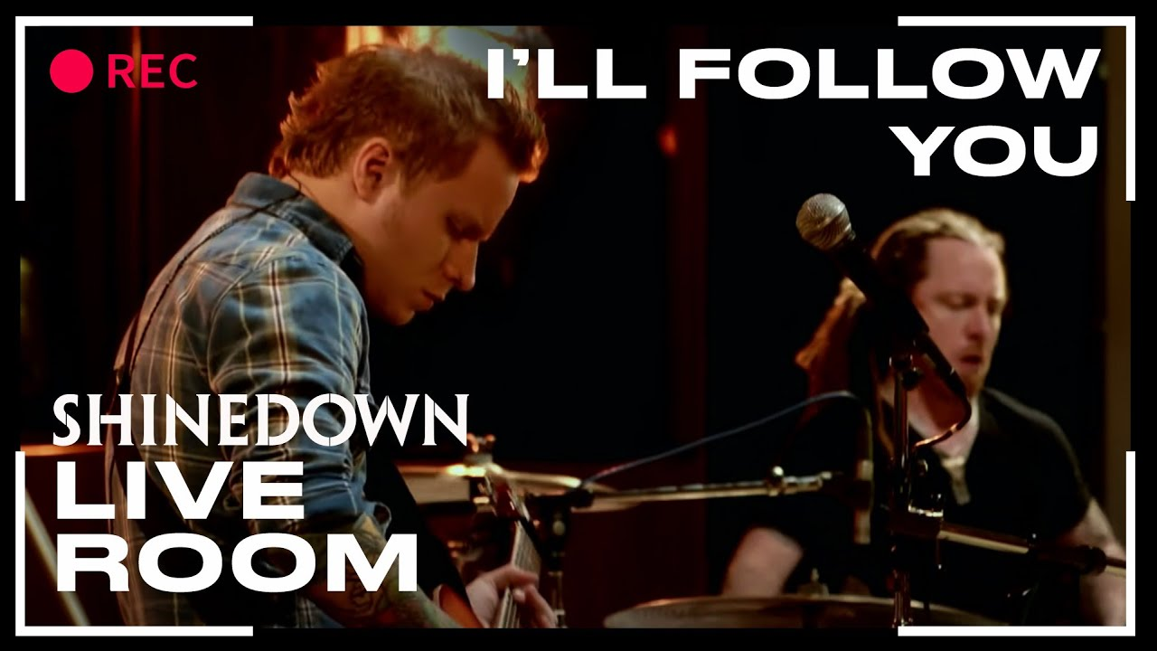 """I'll Follow You"" (Live) Shinedown captured in The Live ..."