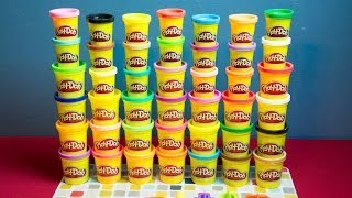 Tons and Tons of Play-Doh - How to Make Play-Doh Cookies