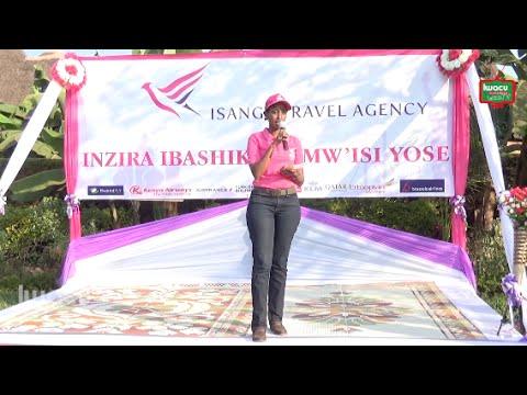 Une agence de voyage à Ngozi