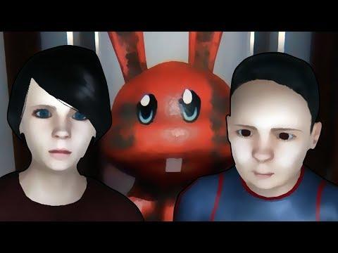 Sugar The Evil Rabbit - СПАСАЕМ ДЕТЕЙ ОТ ЗАЙЦА - Игра - Хоррор - Прохождение