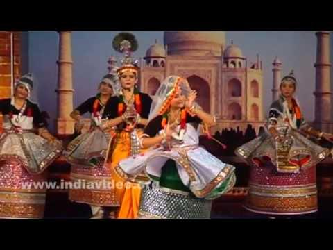 Ras Lila: the Manipuri Dance